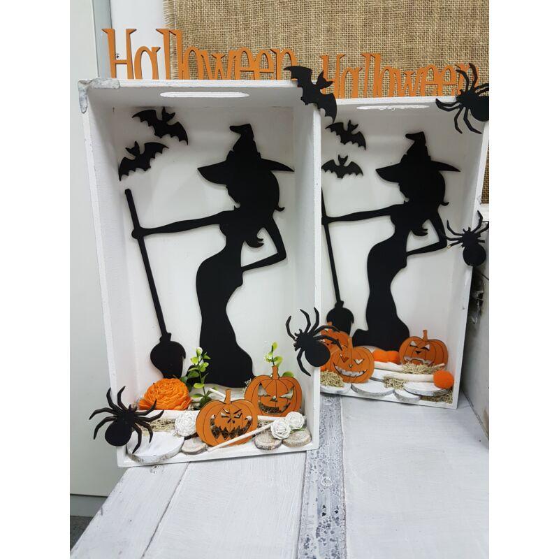 """Halloween"" felirat nyomtatott 2db/csomag"