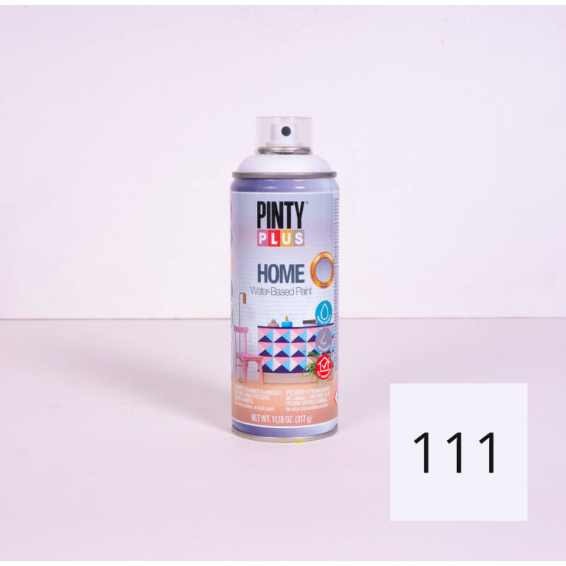 Pinty Pus Home festék spray Neutral White 400ml