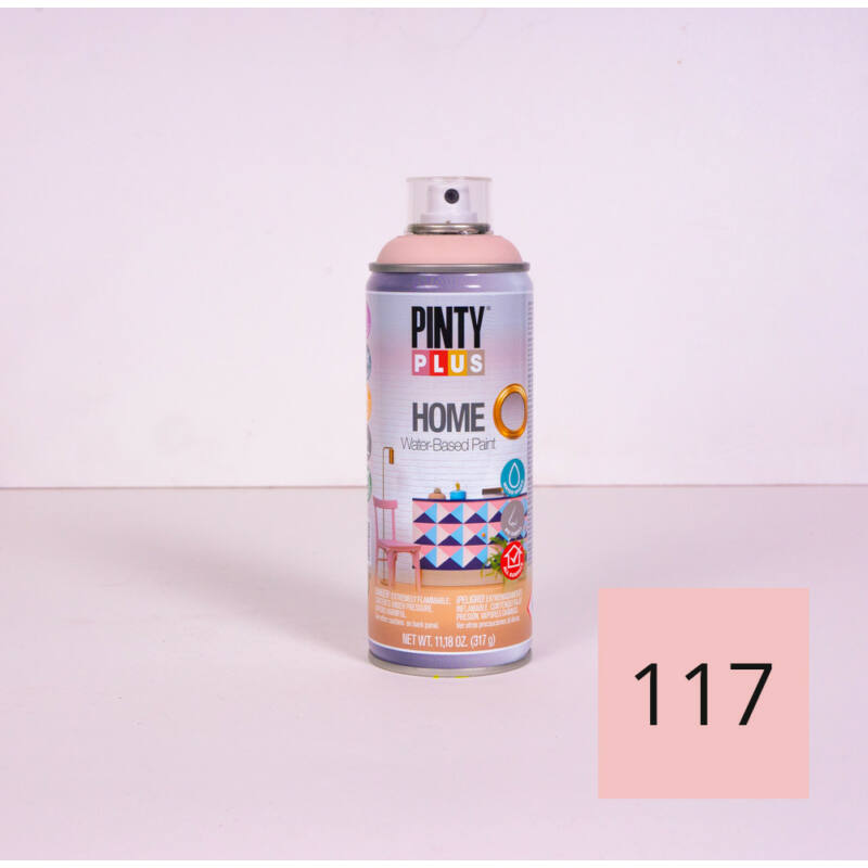 Pinty Pus Home festék spray Light Rose 400ml