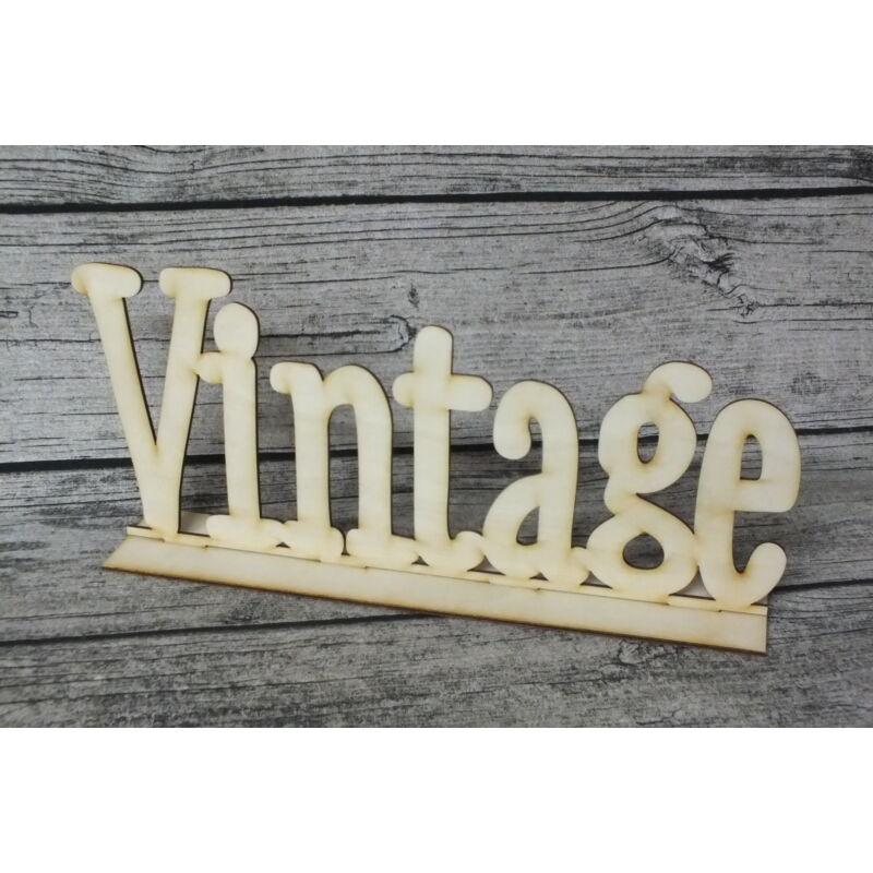 Natúr Vintage talpas tábla