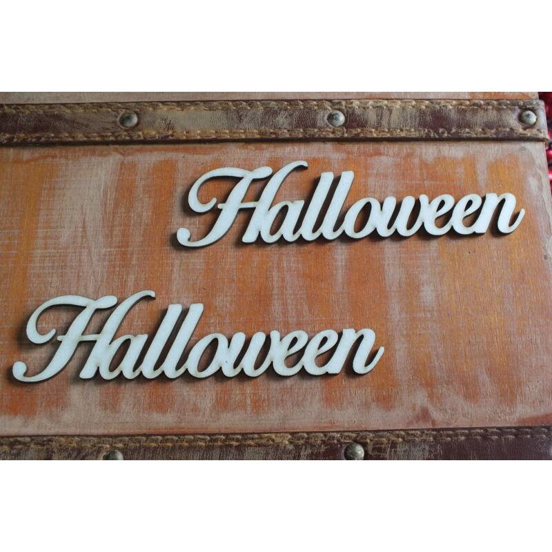 """""""Halloween"""" felirat írott 2db/csomag"""