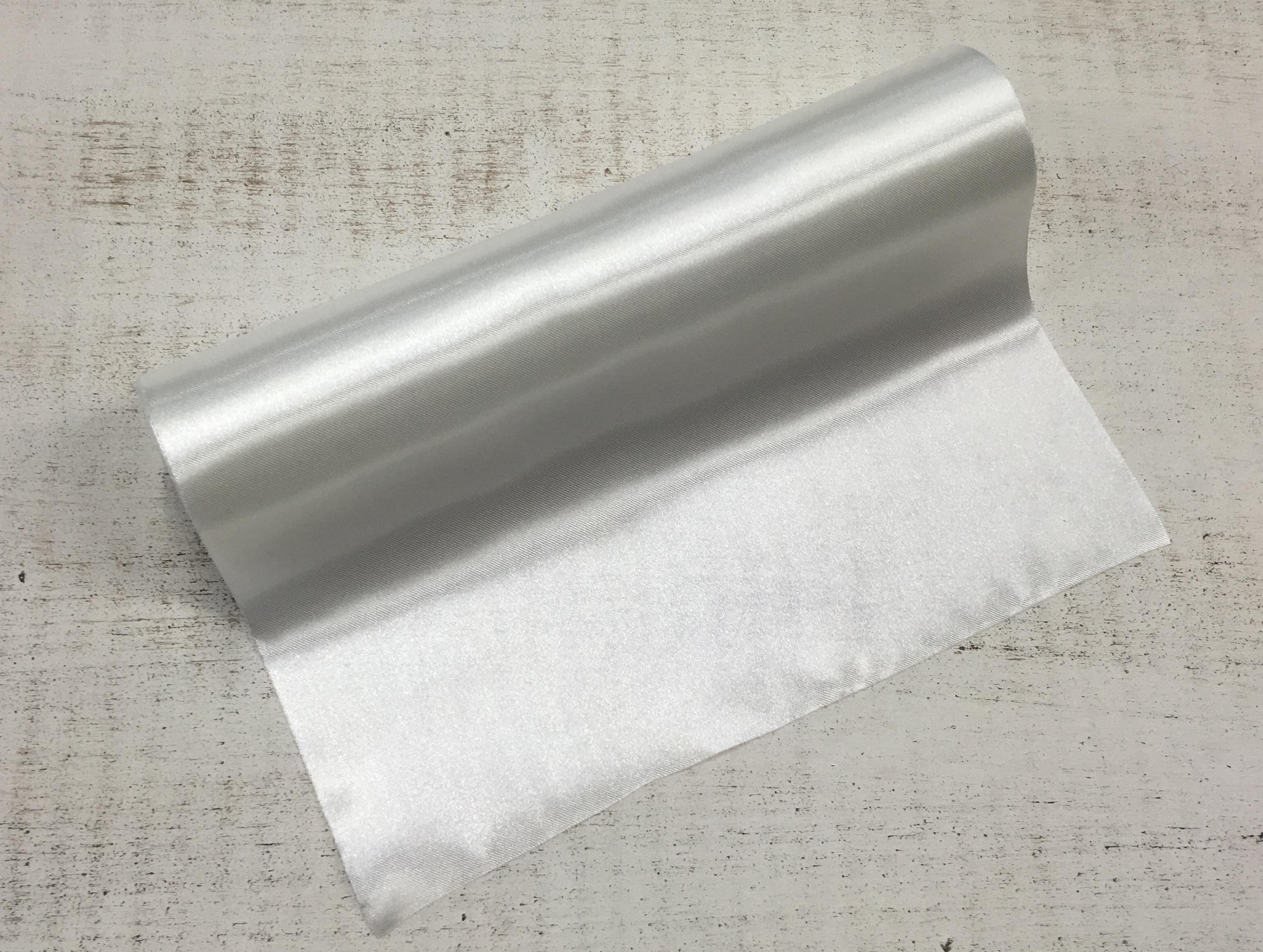 Szatén anyag 24cm széles fehér - Dekorációs anyagok ec5d62e22e